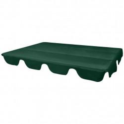 Sonata Резервен покрив за градинска люлка, зелен, 226x186 cм - Шатри и Градински бараки