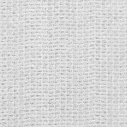 Sonata Балконски екран, HDPE, 75x400 см, бял - Сенници и Чадъри