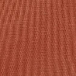 Sonata Балконски екран от оксфорд плат, 75x400 см, цвят теракота - Сенници и Чадъри