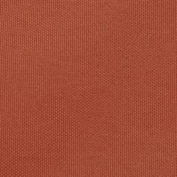 Sonata Балконски екран от оксфорд плат, 90x400 см, цвят теракота - Сенници и Чадъри