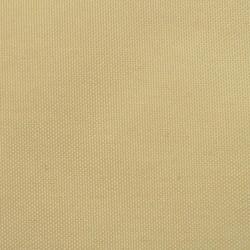 Sonata Балконски екран от оксфорд плат, 75x400 см, бежов - Сенници и Чадъри