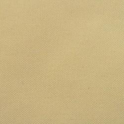 Sonata Балконски екран от оксфорд плат, 75x600 см, бежов - Сенници и Чадъри