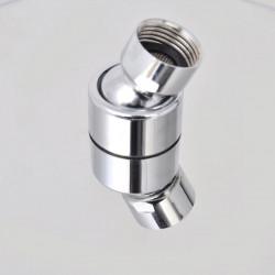 Sonata Душ пита, неръждаема стомана, квадратна форма, 20x20 cм - Продукти за баня и WC