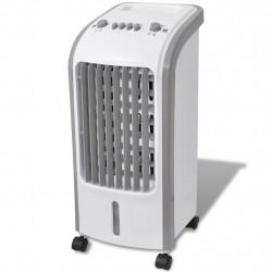 Sonata Въздушен охладител 80 W 5 л 270 м ³ / ч 25х26х56 см - Климатични електроуреди