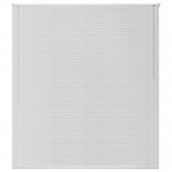 Sonata Алуминиеви щори за прозорци, 60x130 см, бели - Щори