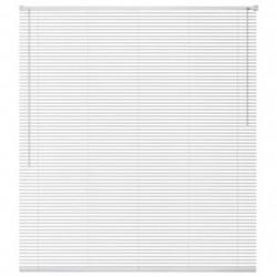 Sonata Алуминиеви щори за прозорци, 80x160 см, бели - Щори