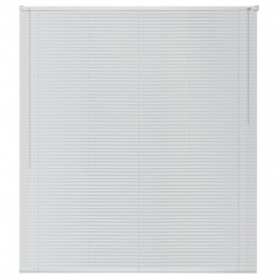 Sonata Алуминиеви щори за прозорци, 140x160 см, бели - Щори
