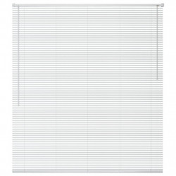 Sonata Алуминиеви щори за прозорци, 100x220 см, бели - Щори
