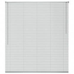 Sonata Алуминиеви щори за прозорци, 100x130 см, сребристи - Щори