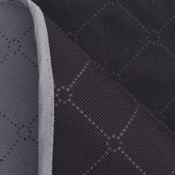 Sonata Одеяло за пикник, сиво и черно, 100x150 см - Спорт и Свободно време