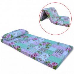 Sonata Детски сгъваем матрак, дизайн на плата на цветя - Сравняване на продукти