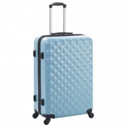 Sonata Комплект твърди куфари с колелца, 3 бр, сини, ABS - Куфари и Чанти