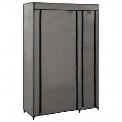 Sonata Сглобяем гардероб, сив, 110x45x175 см, текстил - Гардероби