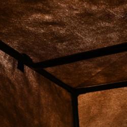 Sonata Гардероб, кафяв, 75x50x160 см - Гардероби