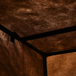 Sonata Гардероби, 2 бр, кафяви, 75x50x160 см - Гардероби