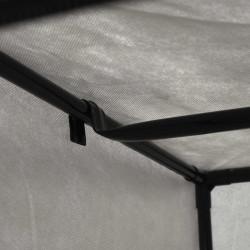 Sonata Гардероби, 2 бр, сиви, 75x50x160 см - Гардероби