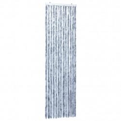 Sonata Завеса против насекоми, сребриста, 56x185 см, шенил - Щори