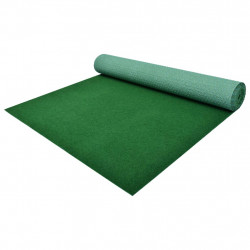 Sonata Изкуствена трева с шипове, PP, 3х1 м, зелена - Изкуствени цветя