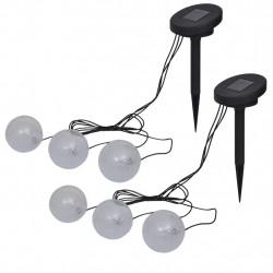 Sonata 6 бр плаващи LED лампи за езеро и басейн - Басейни и Спа