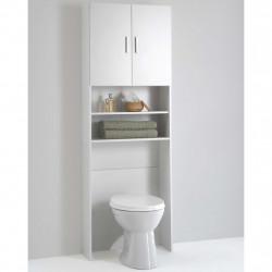 FMD Шкаф за пералня с място за съхранение, бял - Сравняване на продукти