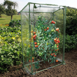 Nature Оранжерия за домати, 100x50x150 cм - Оранжерии и Парници