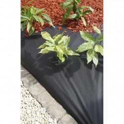 Nature Платно за покриване на почва, 1x10 м, черно, 6030228 - Аксесоари за градината