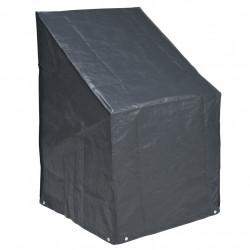 Nature Калъф за градинска мебел, за столове, 110x68x68 см - Калъфи за мебели