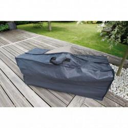 Nature Калъф за градинска мебел, за възглавници, 128x57x37 см - Калъфи за мебели
