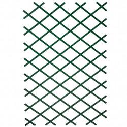 Nature Градинска пергола, 50x150 см, PVC, зелена, 6040702 - Външни Структури
