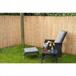 Nature Градински параван, бамбукова тръстика, 1х5 м - Външни Структури
