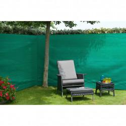 Nature Градинска визуална защита за ограда, PE, 1x3 м, зелена - Външни Структури