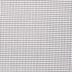 Nature Мрежа против комари, 1x3 м, фибростъкло, черна - Аксесоари за градината