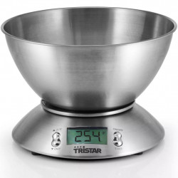 Tristar кухненска везна 5 кг с измервателна купа - Малки домакински уреди
