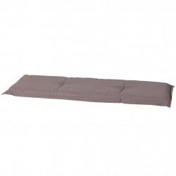 Madison Възглавница за пейка Panama, 120x48 см, таупе, BAN6B222 - Градински Дивани и Пейки