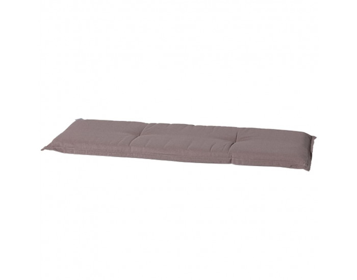 Madison Възглавница за пейка Panama, 120x48 см, таупе, BAN6B222