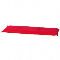 Madison Възглавница за пейка Panama, 150x48 см, червена, BAN7B220 - Градински Дивани и Пейки