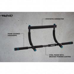 Avento Фитнес лост за врата, стомана - Обзавеждане на Бизнес обекти
