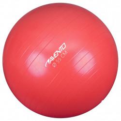 Avento Фитнес/гимнастическа топка, диаметър 55 см, розова - Обзавеждане на Бизнес обекти