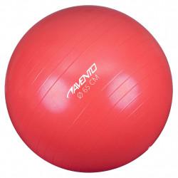 Avento Фитнес/гимнастическа топка, диаметър 65 см, розова - Обзавеждане на Бизнес обекти
