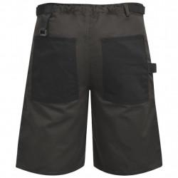 Sonata Мъжки работни къси панталони, размер L, сиви - Работно Облекло