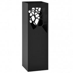 """Sonata Поставка за чадъри """"Камъни"""", стомана, черна - Изтривалки и Поставки за чадъри"""