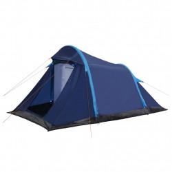Sonata Палатка с надуваеми рейки, 320x170x150/110 см, синя - Палатки