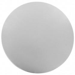 Sonata 2 бр стреч покривки за маса, 60 см, сребристи - Калъфи за мебели