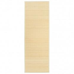Sonata Йога постелка, бамбук, 60x180 см, естествен цвят - Спортове на открито