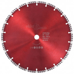 Sonata Диамантен режещ диск, турбо, стомана, 300 мм - Инструменти
