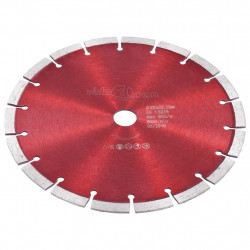 Sonata Диамантен режещ диск, стомана, 230 мм - Инструменти