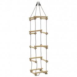 Sonata Детска въжена стълба, 200 см, дърво - Сравняване на продукти