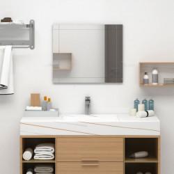 Sonata Стенно огледало, 60x40 см, стъкло - Тоалетки