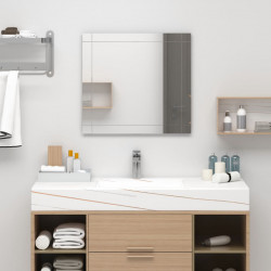 Sonata Стенно огледало, 80x60 см, стъкло - Тоалетки
