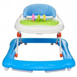 Бебешка проходилка - синя - Детски превозни средства
